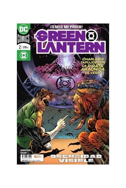 GREEN LANTERN 84/02