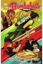 DC COMICS BOMBSHELLS #04: REINAS