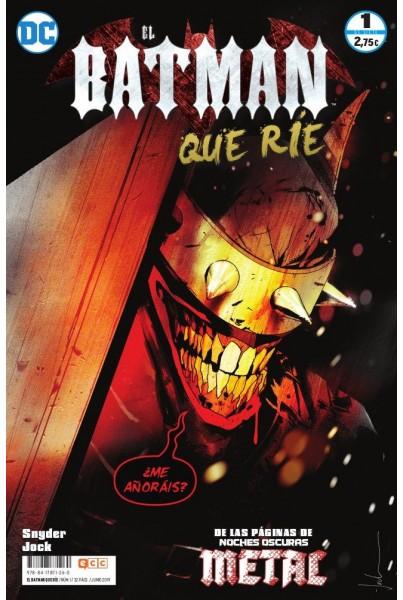 EL BATMAN QUE RÍE #01 (DE 7)