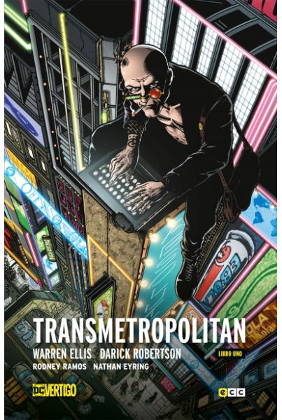 TRANSMETROPOLITAN #01 (DE 5)