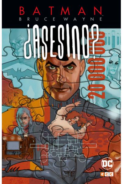 BATMAN: BRUCE WAYNE ¿ASESINO? #03 (DE 3)