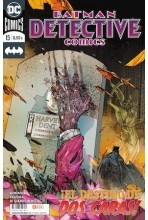 BATMAN: DETECTIVE COMICS #15