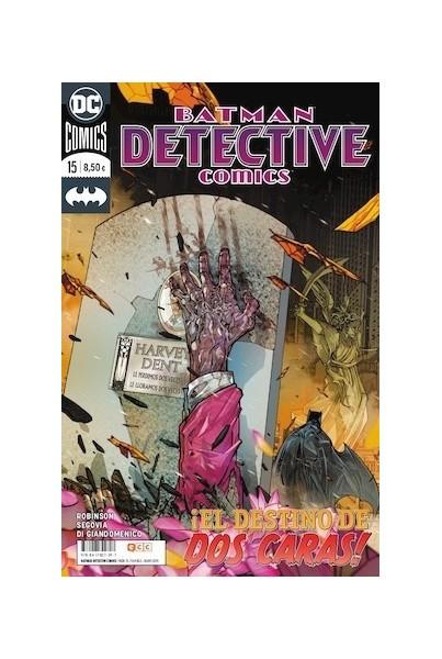 BATMAN: DETECTIVE COMICS #15