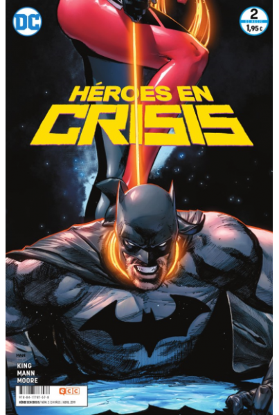 HÉROES EN CRISIS #02 (DE 9)