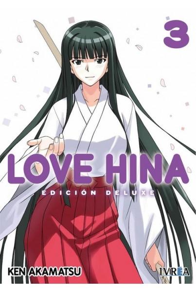 LOVE HINA EDICION DELUXE 03