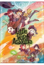 LITTLE WITCH ACADEMIA 03  (COMIC)