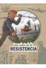 LOS NIÑOS DE LA RESISTENCIA #05: EL PAÍS DIVIDIDO
