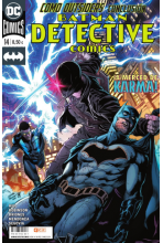 BATMAN: DETECTIVE COMICS #14