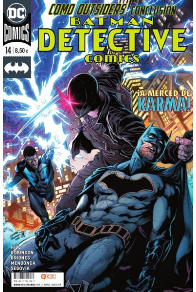 BATMAN: DETECTIVE COMICS #14