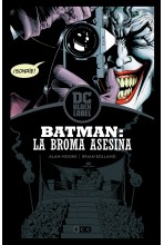 BATMAN: LA BROMA ASESINA - EDICIÓN BLACK LABEL