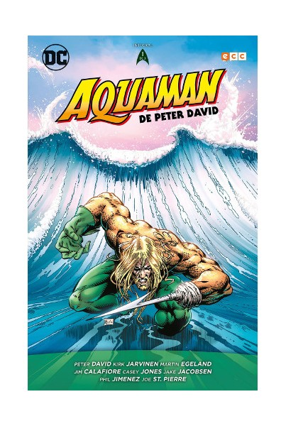 AQUAMAN DE PETER DAVID #01 (DE 3)