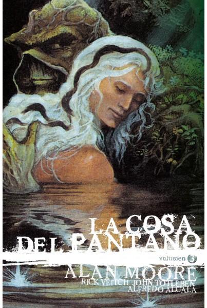 LA COSA DEL PANTANO DE ALAN MOORE #03 (DE 3) EDICIÓN DELUXE