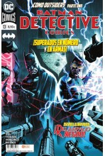 BATMAN: DETECTIVE COMICS #13