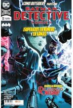 BATMAN: DETECTIVE COMICS #13