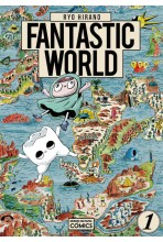 FANTASTIC WORLD #01