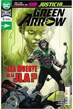 GREEN ARROW VOL.2 #11