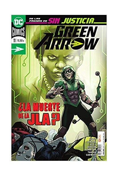 GREEN ARROW VOL.2 #11