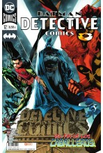 BATMAN: DETECTIVE COMICS #12