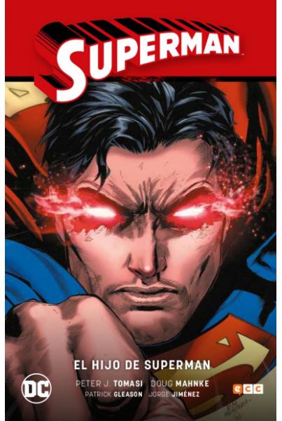 SUPERMAN #01: EL HIJO DE SUPERMAN