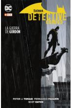 BATMAN: DETECTIVE CÓMICS - LA GUERRA DE GORDON