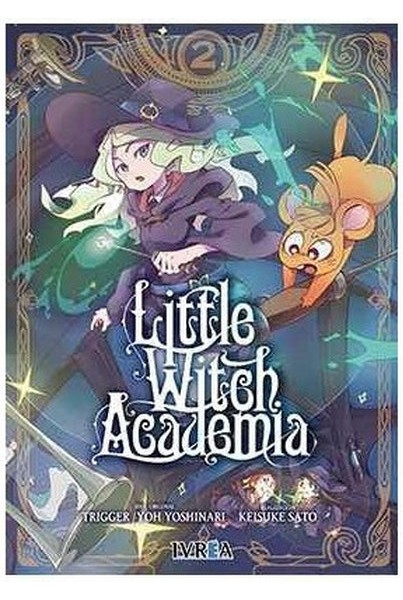 LITTLE WITCH ACADEMIA 02  (COMIC)