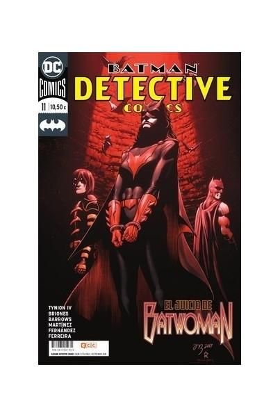 BATMAN: DETECTIVE COMICS #11