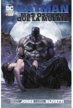 BATMAN: MÁS OSCURO QUE LA MUERTE (2ª EDICIÓN)