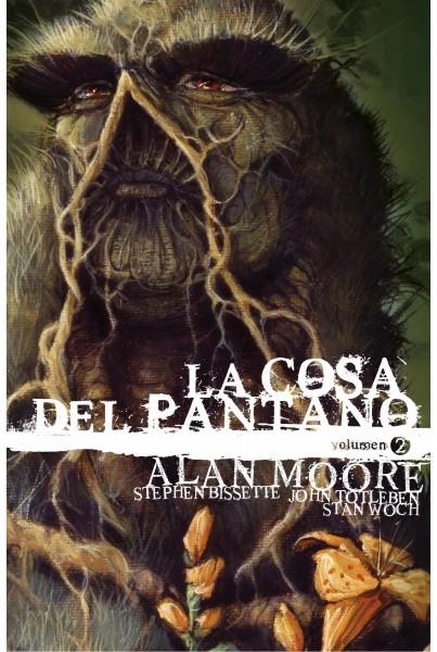 LA COSA DEL PANTANO DE ALAN MOORE #02 (DE 3) EDICIÓN DELUXE