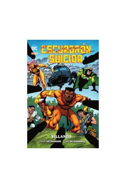 ESCUADRÓN SUICIDA #03: VILLANOS