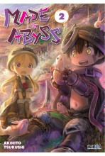 MADE IN ABYSS 02 (COMIC)