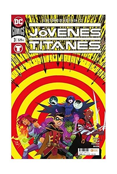 JÓVENES TITANES #03