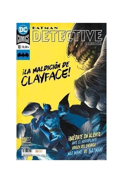 BATMAN: DETECTIVE COMICS #10