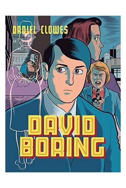 DAVID BORING 7ª EDICION (RUSTICA)