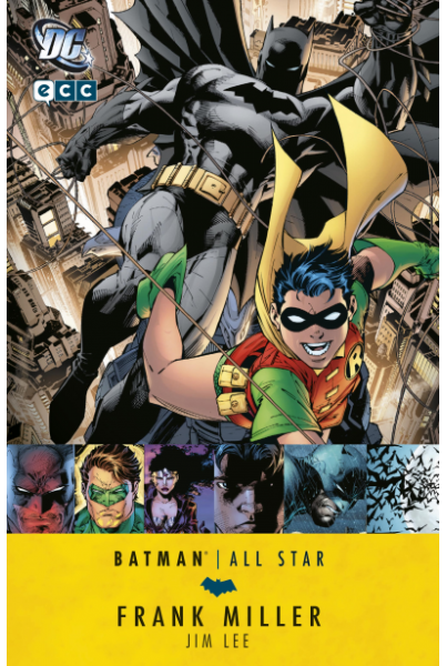 BATMAN: ALL-STAR (4ª EDIDICIÓN)