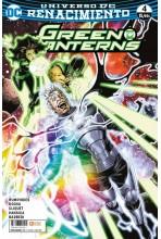 GREEN LANTERNS #04 (RENACIMIENTO)