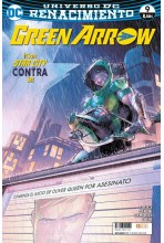 GREEN ARROW VOL.2 #09 (RENACIMIENTO)