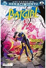 BATGIRL #03 (RENACIMIENTO)