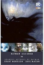 GRANDES AUTORES DE BATMAN: GRANT MORRISON Y DAVE MCKEAN - ASILO ARKHAM (4ª EDICIÓN)