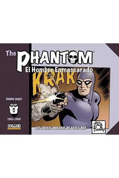 THE PHANTOM : EL HOMBRE ENMASCARADO PÁGINAS DOMINICALES (1965-1969) - LAS ARENAS DORADAS DE KEELA-WEE