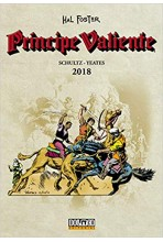 PRÍNCIPE VALIENTE 2018