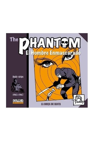 THE PHANTOM #04: EL HOMBRE ENMASCARADO (1965-1967) - LA BRUJA DE HANTA
