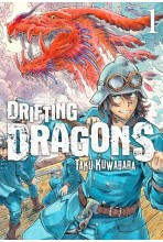 DRIFTING DRAGONS #01
