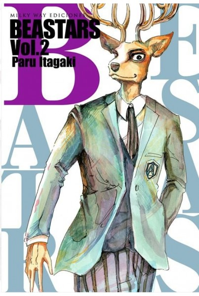 BEASTARS #02