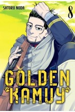 GOLDEN KAMUY VOL. 8