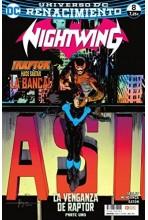 NIGHTWING 15/08 (RENACIMIENTO)