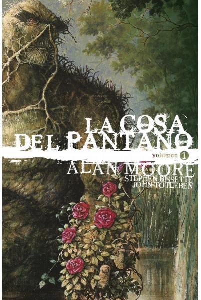 LA COSA DEL PANTANO DE ALAN MOORE #01 (DE 3) EDICIÓN DELUXE
