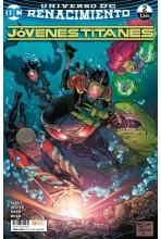JÓVENES TITANES #02 (RENACIMIENTO)