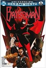 BATWOMAN #01 (RENACIMIENTO)