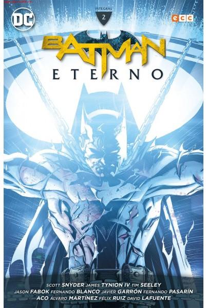 BATMAN ETERNO: INTEGRAL #02