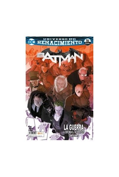 BATMAN 71/16 (RENACIMIENTO)